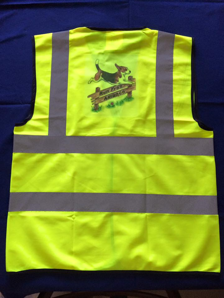 ADULT Hi Viz Jacket SIZE XL **SALE**