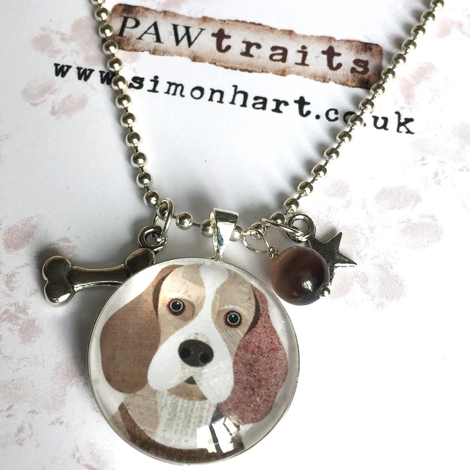 BEAGLE NECKLACE **SALE**